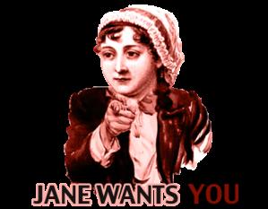 Jane Wants You