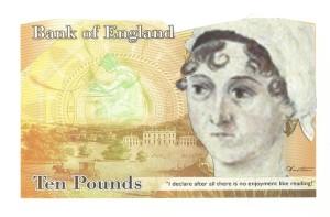 10 Pound Note JACA